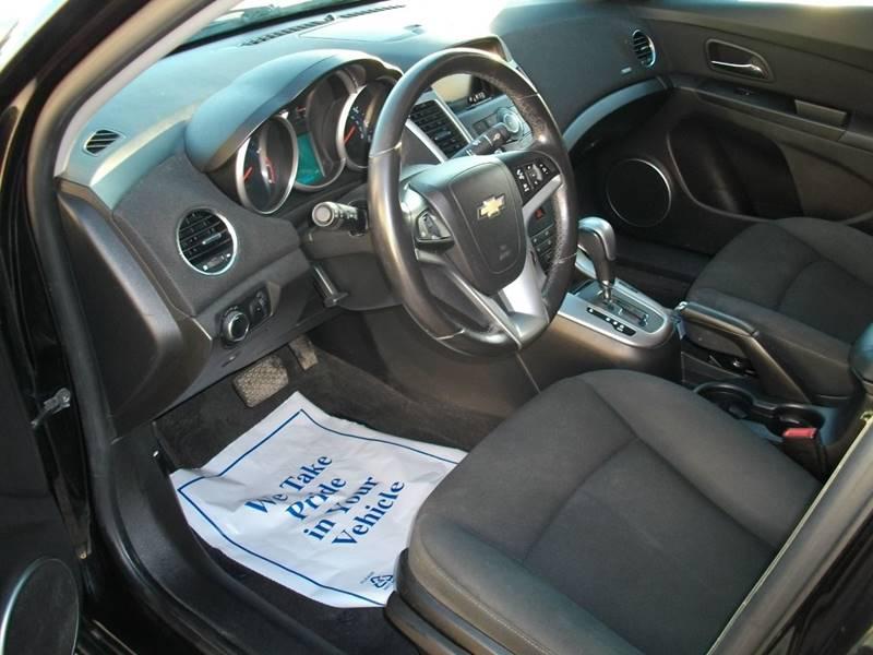2011 Chevrolet Cruze LT 4dr Sedan w/1LT - Castleton VT