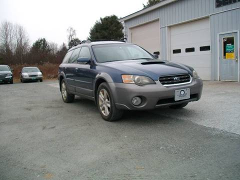 2005 Subaru Outback for sale at Castleton Motors LLC in Castleton VT