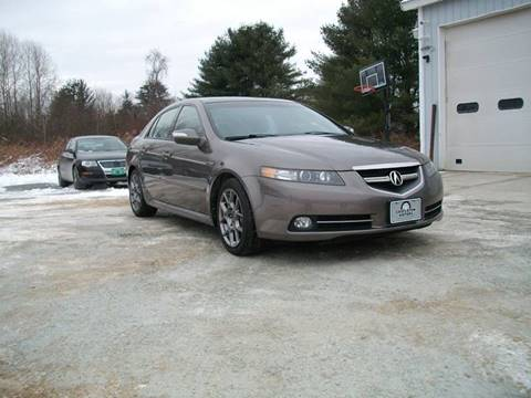 2007 Acura TL for sale at Castleton Motors LLC in Castleton VT