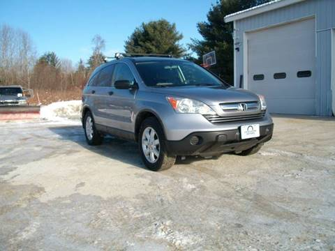 2008 Honda CR-V for sale at Castleton Motors LLC in Castleton VT