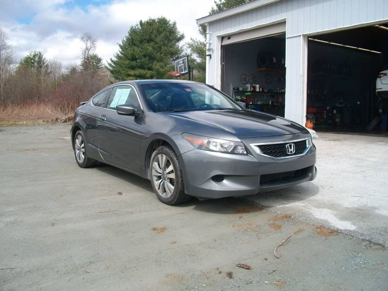 2009 Honda Accord Coupe EX Used Cars In Castleton, VT 05735
