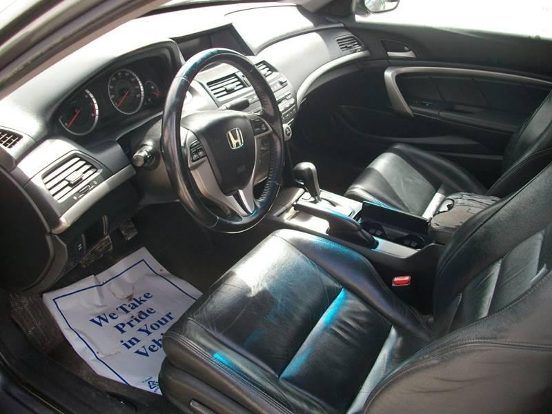 2009 Honda Accord EX-L 2dr Coupe 5A - Castleton VT