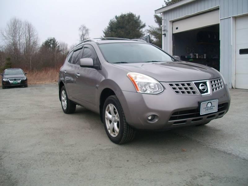 2010 Nissan Rogue for sale at Castleton Motors LLC in Castleton VT