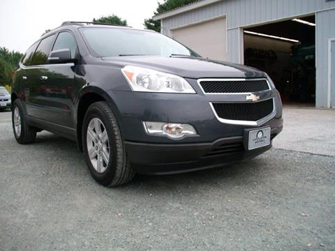 2010 Chevrolet Traverse for sale at Castleton Motors LLC in Castleton VT