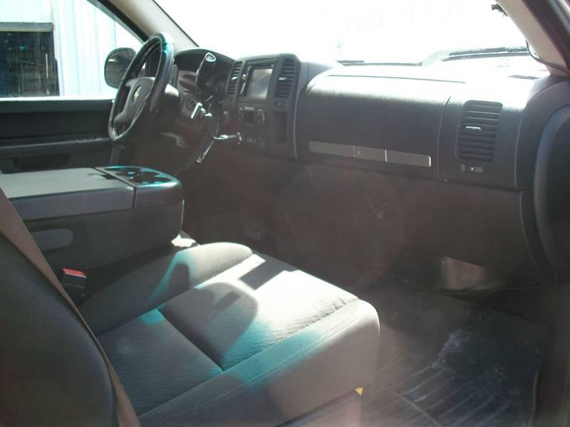 2010 Chevrolet Silverado 2500HD 4x4 LT 4dr Crew Cab SB - Castleton VT