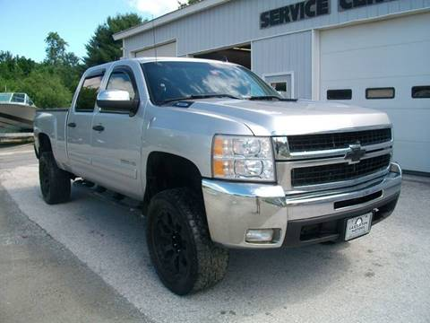 2010 Chevrolet Silverado 2500HD for sale at Castleton Motors LLC in Castleton VT