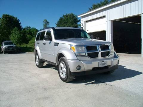 2007 Dodge Nitro for sale at Castleton Motors LLC in Castleton VT