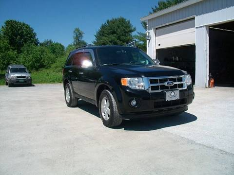 2012 Ford Escape for sale at Castleton Motors LLC in Castleton VT