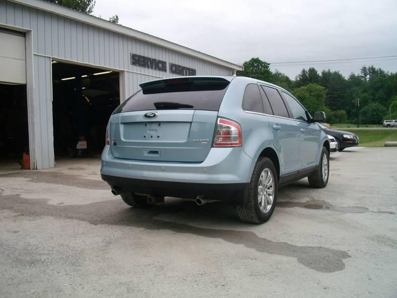 2008 Ford Edge AWD Limited 4dr Crossover - Castleton VT
