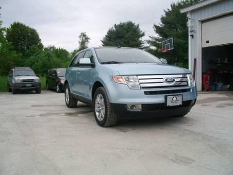 2008 Ford Edge for sale at Castleton Motors LLC in Castleton VT
