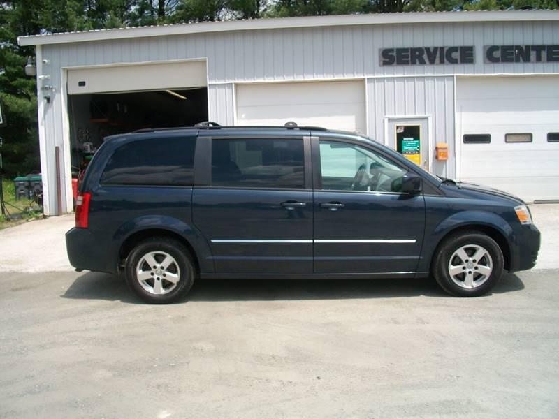 2008 Dodge Grand Caravan SXT Extended Mini-Van 4dr - Castleton VT