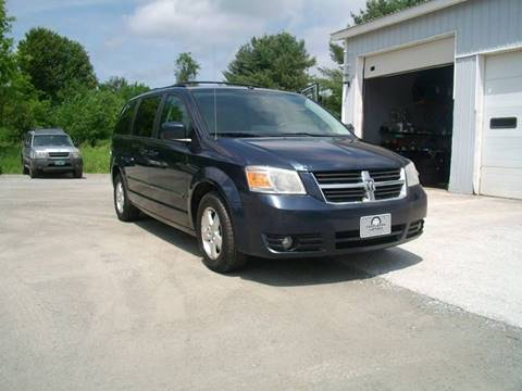 2008 Dodge Grand Caravan for sale at Castleton Motors LLC in Castleton VT