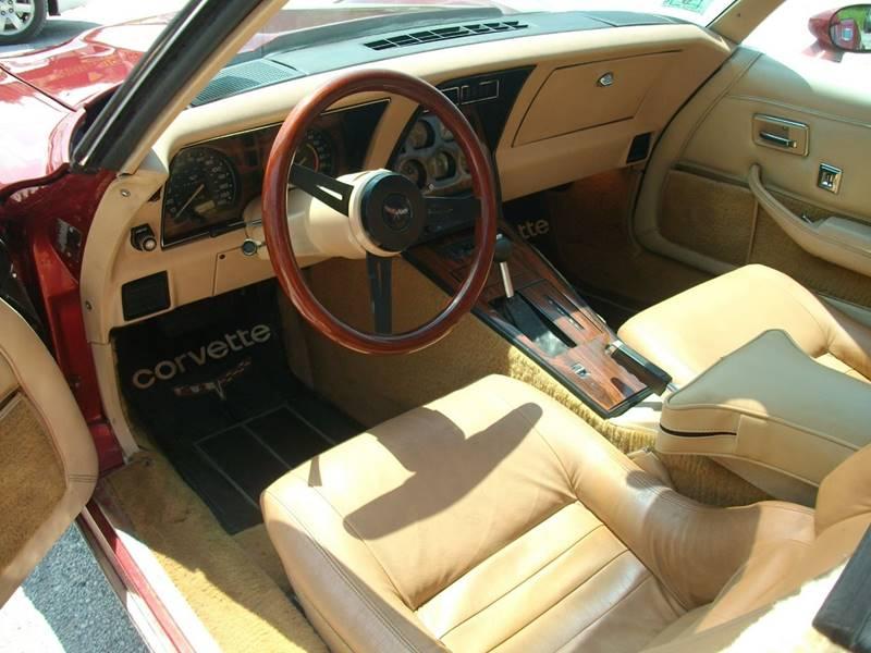 1979 Chevrolet Corvette  - Castleton VT