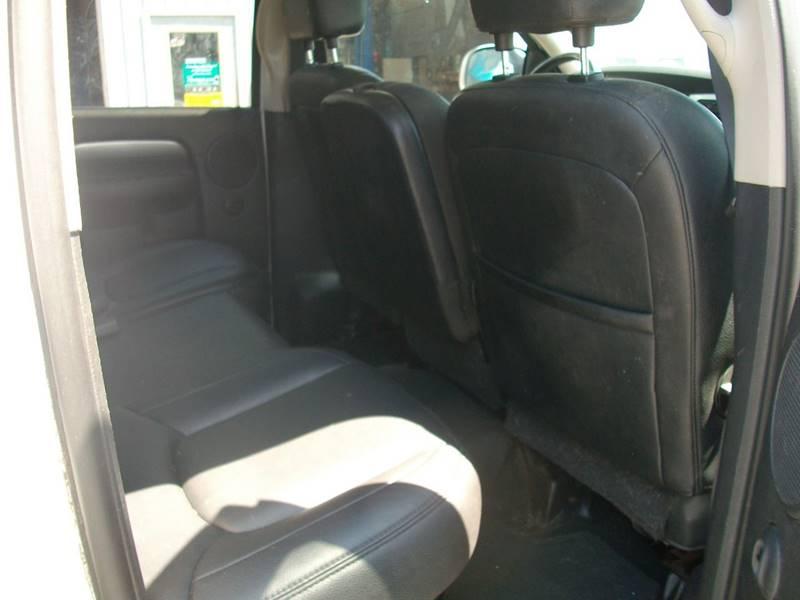 2005 Dodge Ram Pickup 1500 4dr Laramie 4WD Quad Cab SB - Castleton VT