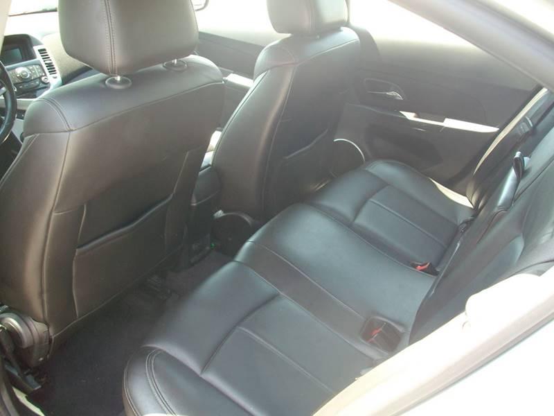 2011 Chevrolet Cruze LT 4dr Sedan w/2LT - Castleton VT