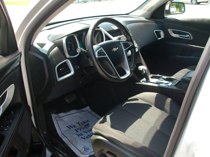 2011 Chevrolet Equinox AWD LT 4dr SUV w/1LT - Castleton VT