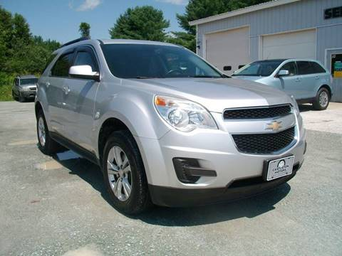 2011 Chevrolet Equinox for sale at Castleton Motors LLC in Castleton VT
