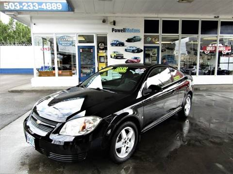 2009 Chevrolet Cobalt for sale in Portland, OR