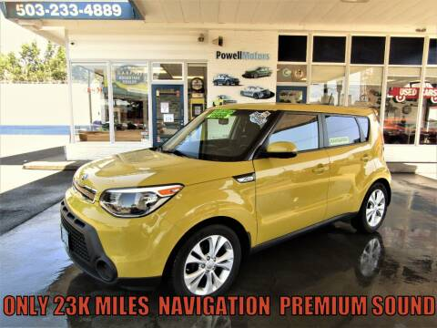 2015 Kia Soul for sale at Powell Motors Inc in Portland OR