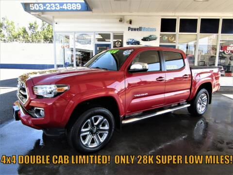 2017 Toyota Tacoma for sale at Powell Motors Inc in Portland OR