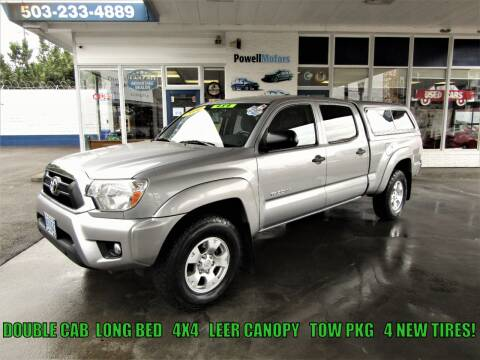 2014 Toyota Tacoma for sale at Powell Motors Inc in Portland OR