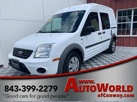 2013 Ford Transit Connect for sale in Conway, SC