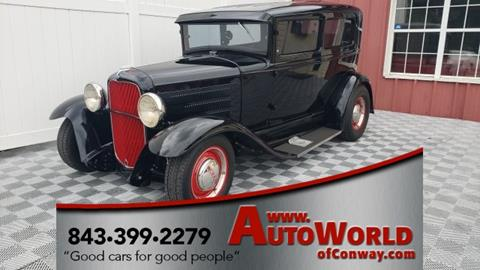 1931 Ford Model A for sale in Conway, SC