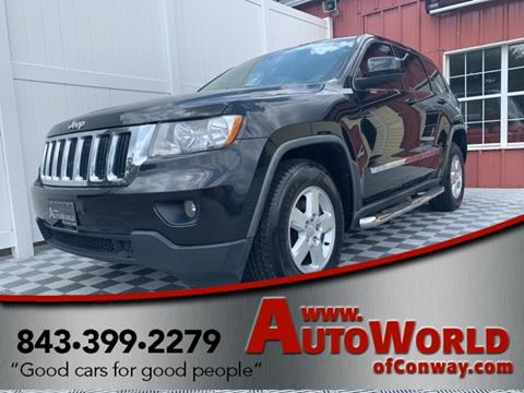 2011 Jeep Grand Cherokee For Sale >> 2011 Jeep Grand Cherokee For Sale In Conway Sc