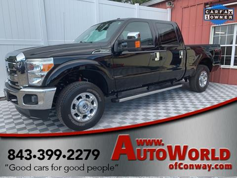 2016 Ford F-250 Super Duty for sale in Conway, SC
