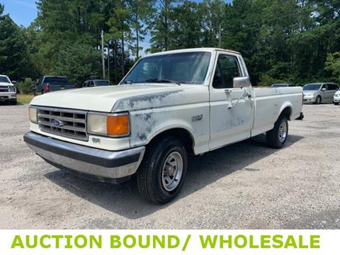 1990 Ford F-150 for sale in Conway, SC