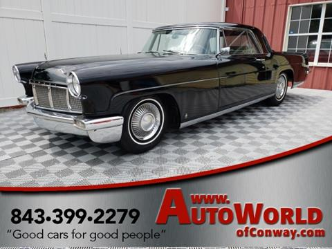 1956 Lincoln Continental for sale in Conway, SC