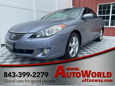 2006 Toyota Camry Solara for sale in Conway, SC