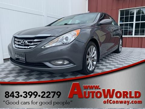 2012 Hyundai Sonata for sale in Conway, SC