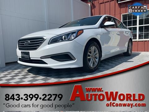 2017 Hyundai Sonata for sale in Conway, SC