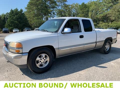 2000 GMC Sierra 1500 for sale in Conway, SC