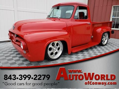 1955 Ford F-100 for sale in Conway, SC