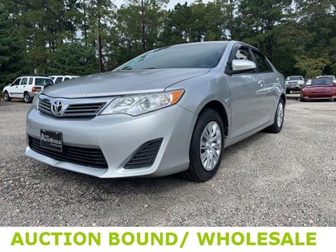 2012 Toyota Camry for sale in Conway, SC