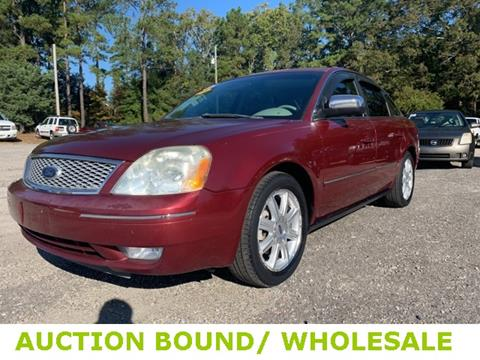 2005 Ford Five Hundred for sale in Conway, SC