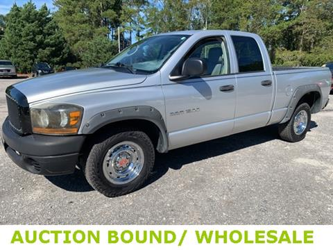 2007 Dodge Ram Pickup 1500 for sale in Conway, SC