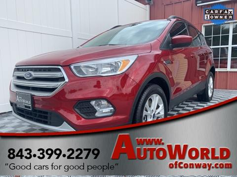 2018 Ford Escape for sale in Conway, SC