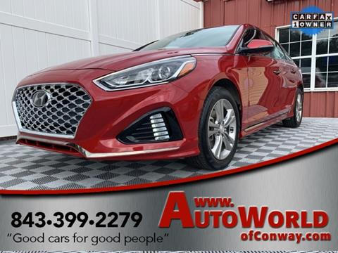 2018 Hyundai Sonata for sale in Conway, SC