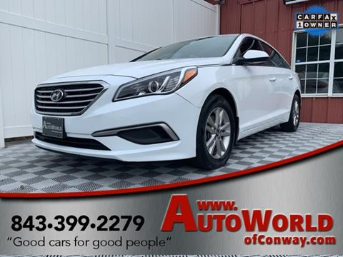 2016 Hyundai Sonata for sale in Conway, SC