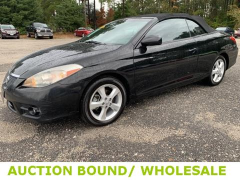 2007 Toyota Camry Solara for sale in Conway, SC