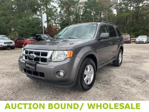 2012 Ford Escape for sale in Conway, SC