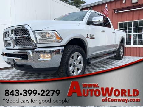 2015 RAM Ram Pickup 2500 for sale in Conway, SC