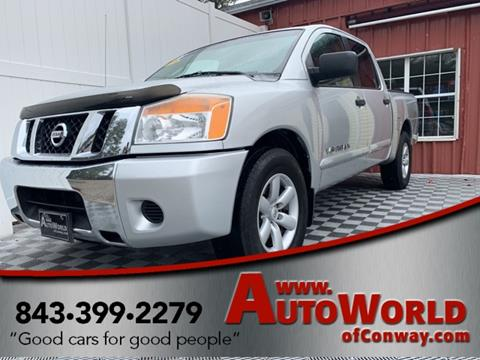 2008 Nissan Titan for sale in Conway, SC