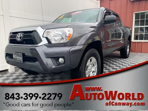 2015 Toyota Tacoma for sale in Conway, SC