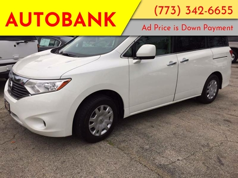 2011 Nissan Quest for sale in Chicago, IL
