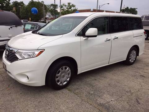 2011 Nissan Quest for sale at AutoBank in Chicago IL