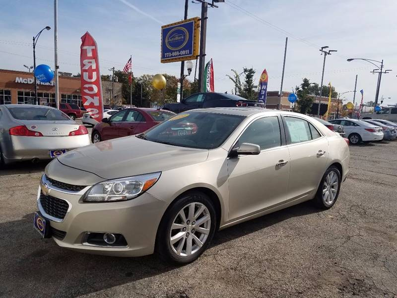 2014 Chevrolet Malibu LTZ 4dr Sedan W/1LZ   Chicago IL